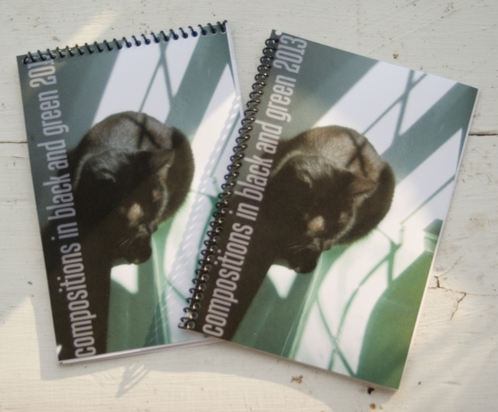image of calendars with black cats