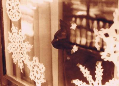 """An Old Memory"" Christmas Card"