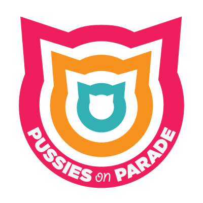 pussies on parade logo