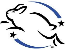 Leaping Bunny logo