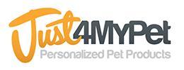 Just4MyPet logo.