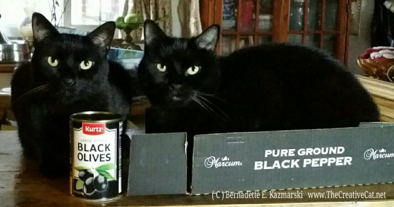 things that are black