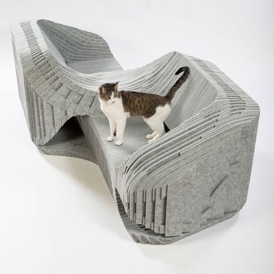 """""""Cat-à-Tête"""" by Formation Association, Arktura, and BuroHappold. Photography by Meghan bob Photography."""