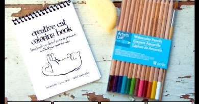 Marketplace: Celebrate National Coloring Day With the Creative Cat Coloring Book