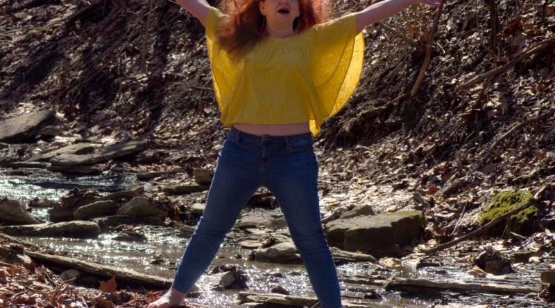 me in the stream