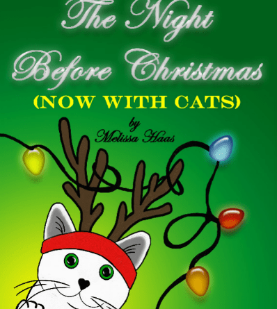 The Night Before Christmas (Now With Cats) by Melissa Haas book review