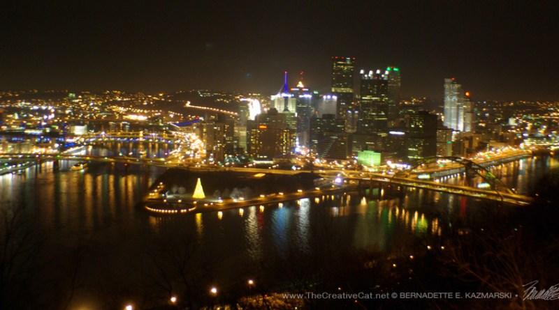 Pittsburgh at New Year