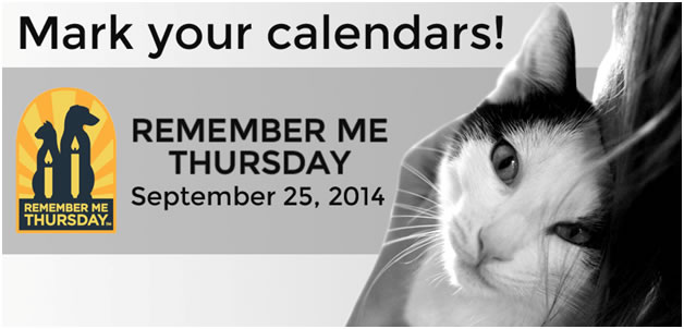 Remember Me Thursday 2014