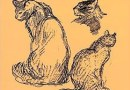 The Artist's Life: Influenced by Steinlen
