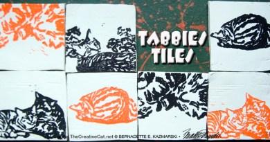"""Tabbies Tiles"" Remix – Portraits of Animals"