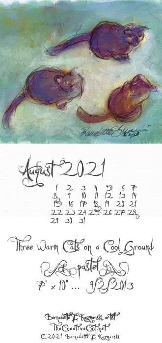 Desktop calendar, 330 x 700 for cell phones.