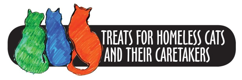 Treats For Homeless Cats And Caretakers