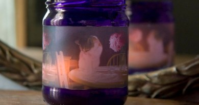 Marketplace: New Designs on Feline Votives
