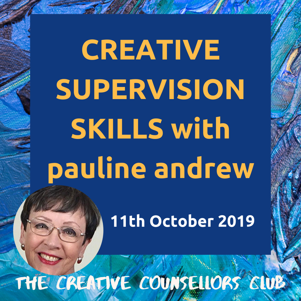 Pauline Andrew delivers Creative Supervision Skills