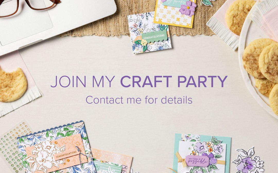 Connect, Craft & Collect