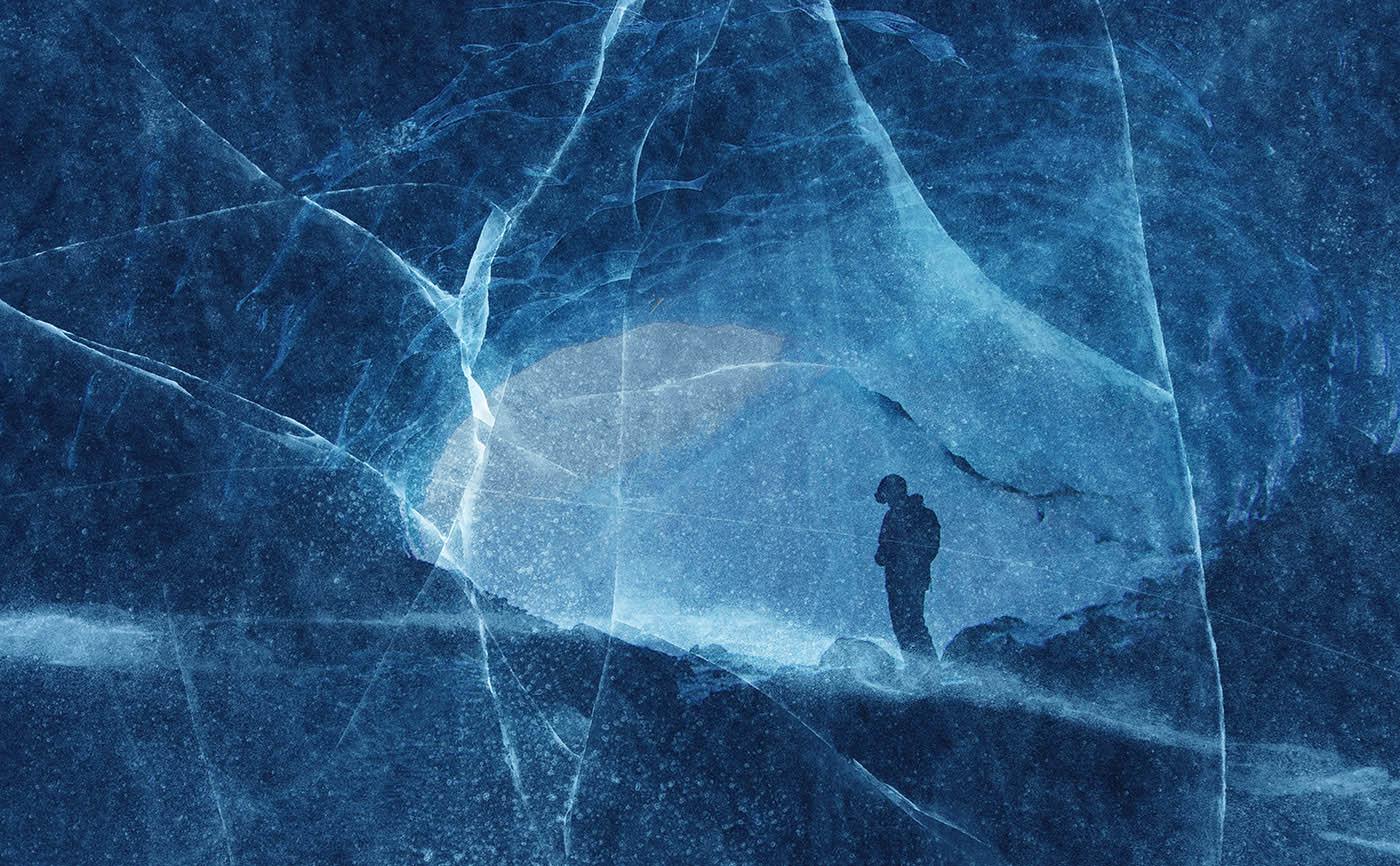 Unleashed Ice Age 01 - Stock Photo