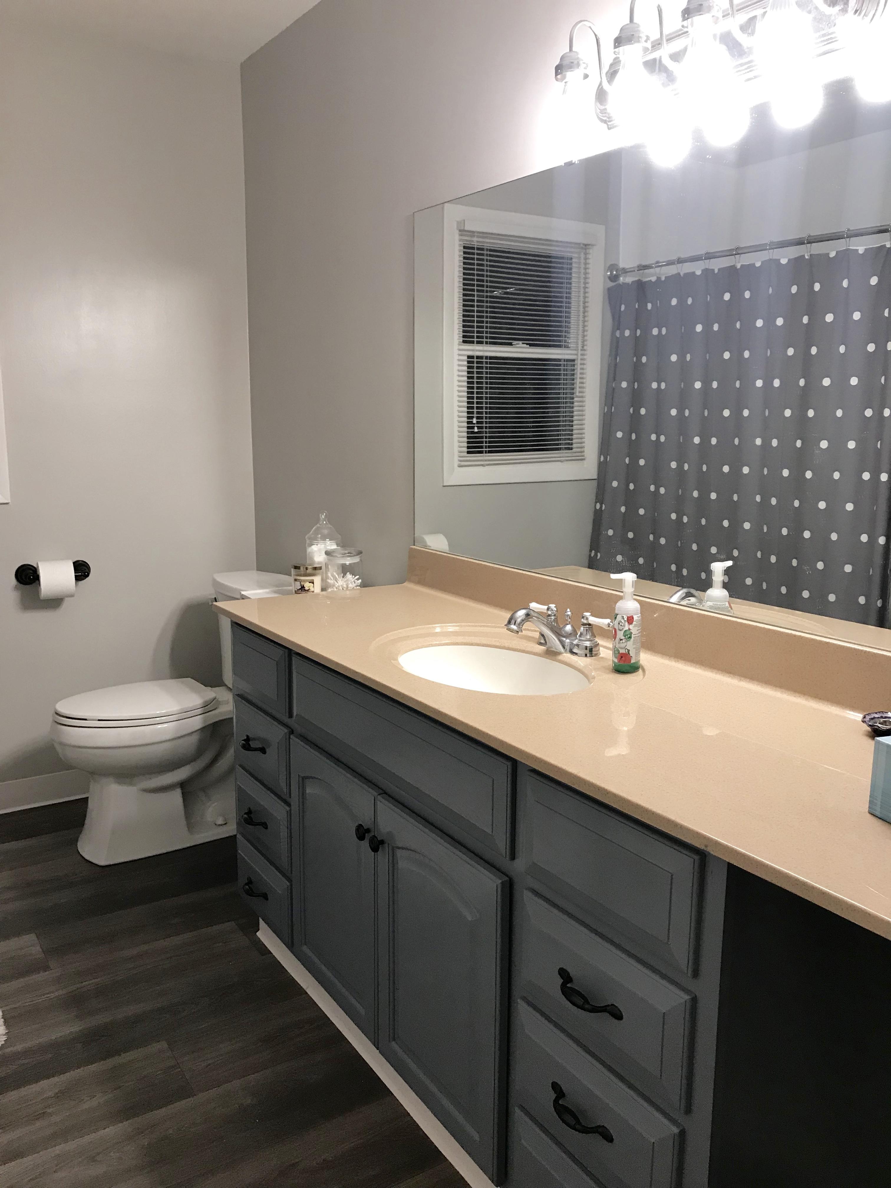 Bathroom Update The Creative Life