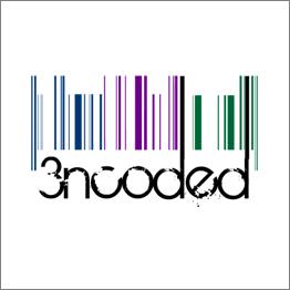 Logo - 3ncoded Colour