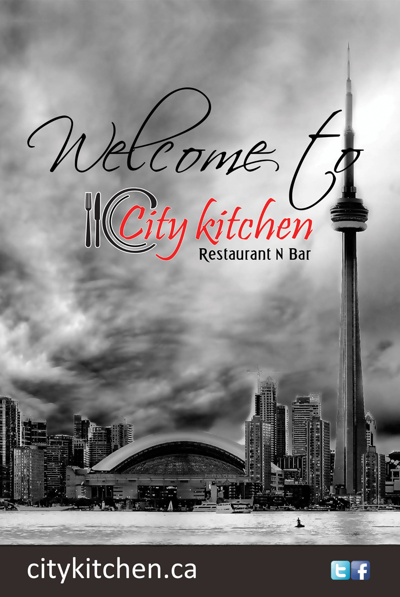 City Kitchen - Welcome Poster (2 of 2)