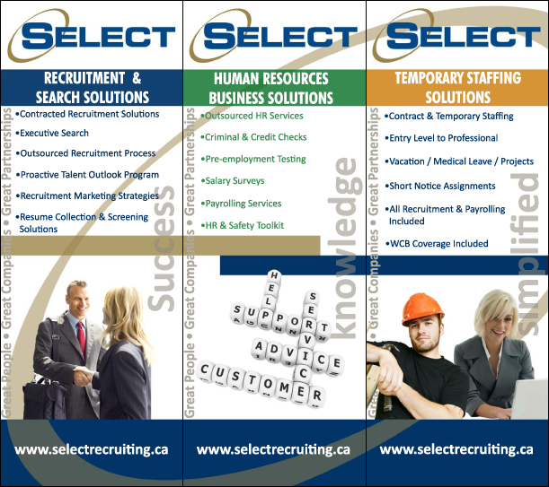 Select People Solutions Banner System