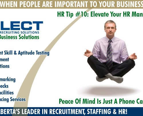 Select Recruiting Division Ads (4 of 4)
