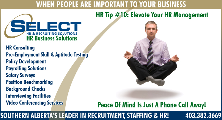 Select HR Business Soltions