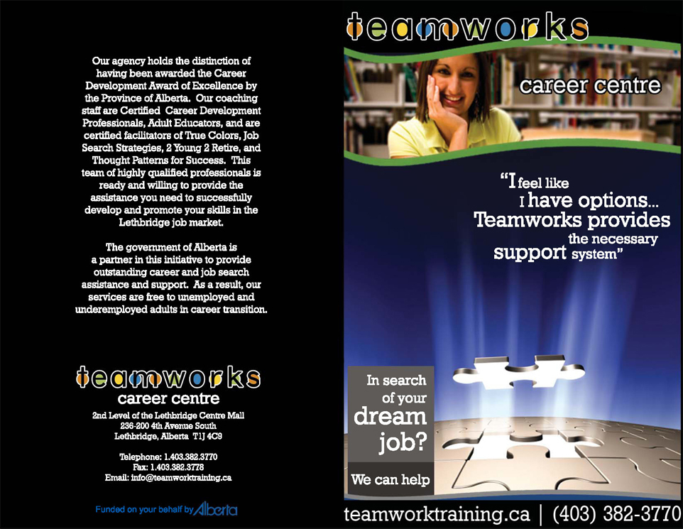 Teamworks Marketing Book - Covers