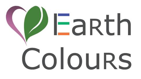 Earth Colours Logo
