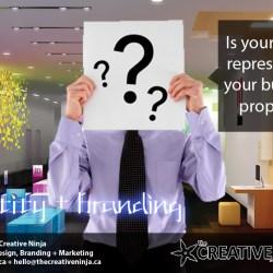 The Creative Ninja - Identity + Branding Ad