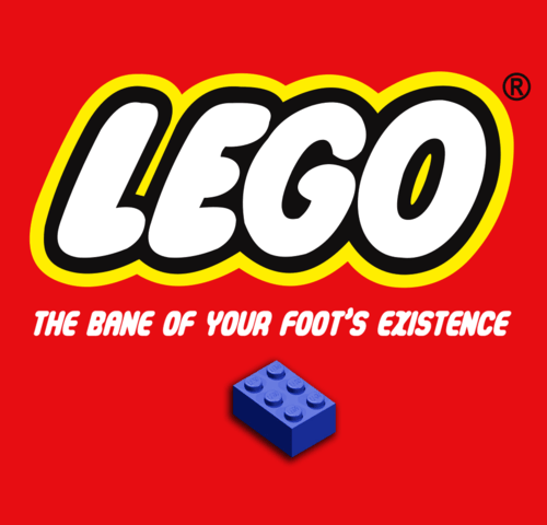 Honest Advertising Slogans - Lego