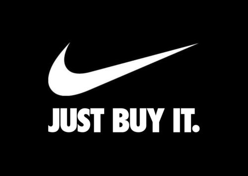 Honest Advertising Slogans - Nike