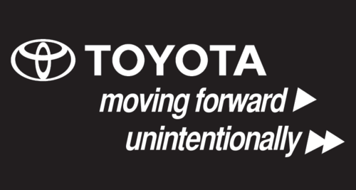 Honest Advertising Slogans - Toyota