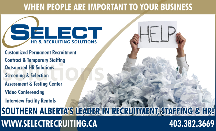 Select Recruiting Division Ads (1 of 4)