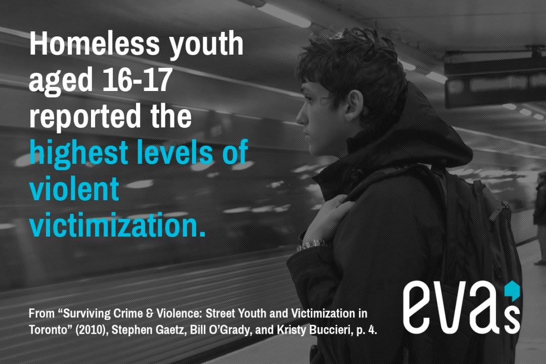2016 Generic Youth Statistics - Highest Levels of Violent Victimization