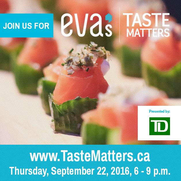 Evas Taste Matters Ad 3
