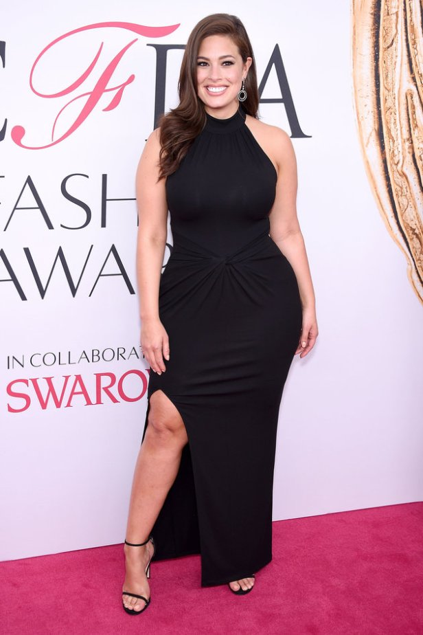 NEW YORK, NY - JUNE 06: Model Ashley Graham attends the 2016 CFDA Fashion Awards at the Hammerstein Ballroom on June 6, 2016 in New York City. (Photo by Dimitrios Kambouris/WireImage)