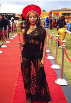 Pearl Modiadie Durban July 2016