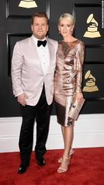 james-corden-and-julia-carey-grammy-awards-2017