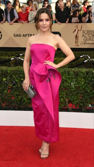 sophia-bush-sag-awards-2017