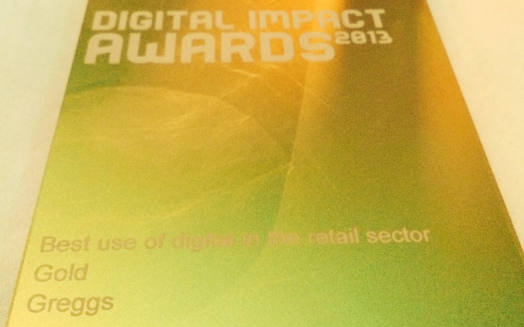 STEEL Cleans Up at the Digital Impact Awards 2013