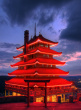 stock-photo-10767026-pagoda-overlooking-city-of-reading-pennsylvania-at-night
