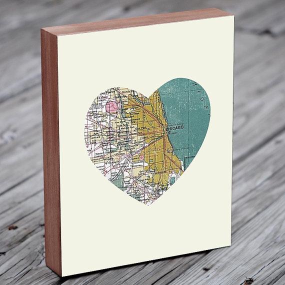 Heart Map $38