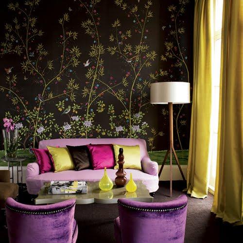 LIVING ROOM ART IDEAS_1 belle maison