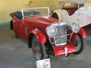 MG Magna 1931