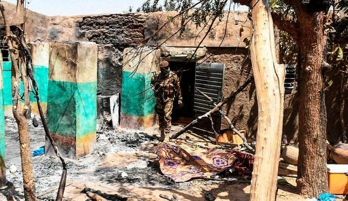 Mali massacre