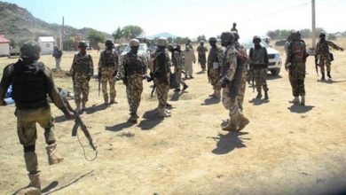 Nigerian troops working hard to stem insecurity in Nigeria