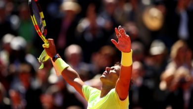 Rafael Nadal (Photo-New York Times)