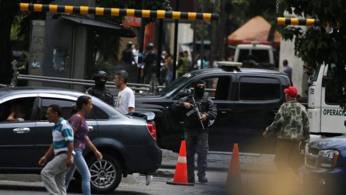 Bloody repression in Maduro's Venezuela