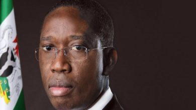 Dr. Ifeanyi Okowa, Delta State Governor