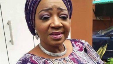 Late Mrs. Funke Olakunri